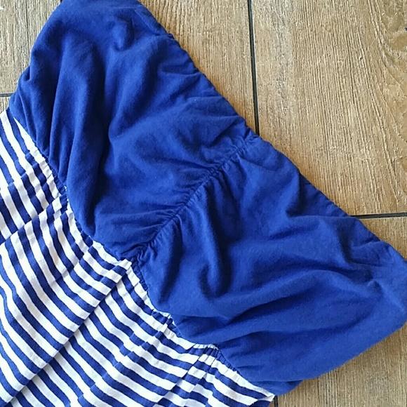 Express Dresses & Skirts - EXPRESS STRAPLESS SUNDRESS